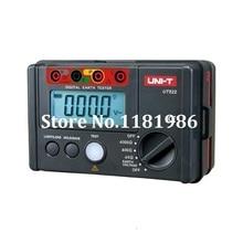 UNI-T UT522 LCD Digital Megger Earth Ground Insulation Resistance Tester Meter Lightning Rod Lightning Detector Low Tester стоимость