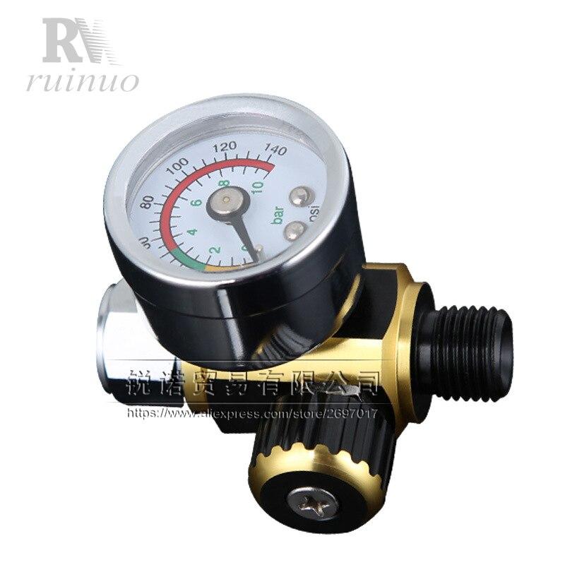 High Quality Air Line Control Compressor Pressure Gauge