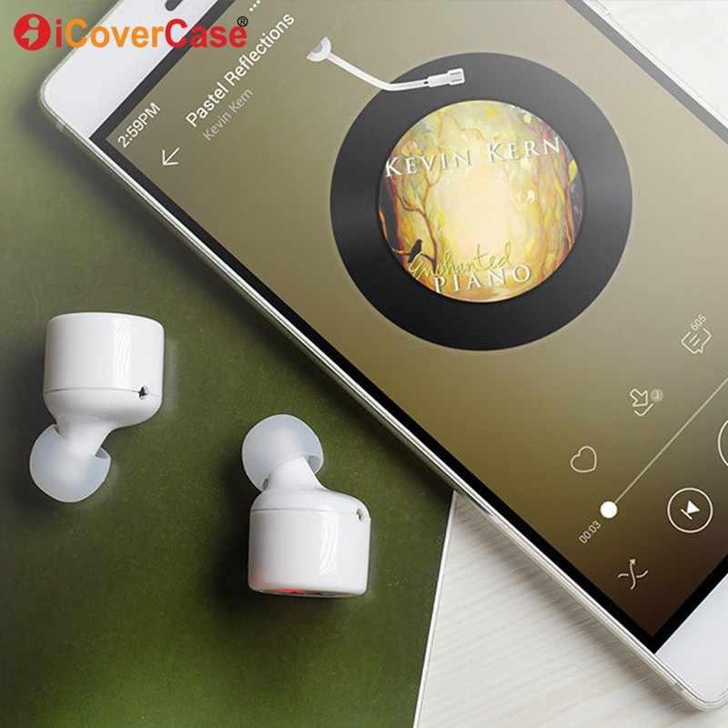 Bluetooth наушники для samsung Galaxy Note 9 8 5 4 3 2 S9 S9 + S8 плюс A3 A5 A7 2017 чехол для наушников Беспроводной гарнитура с микрофоном