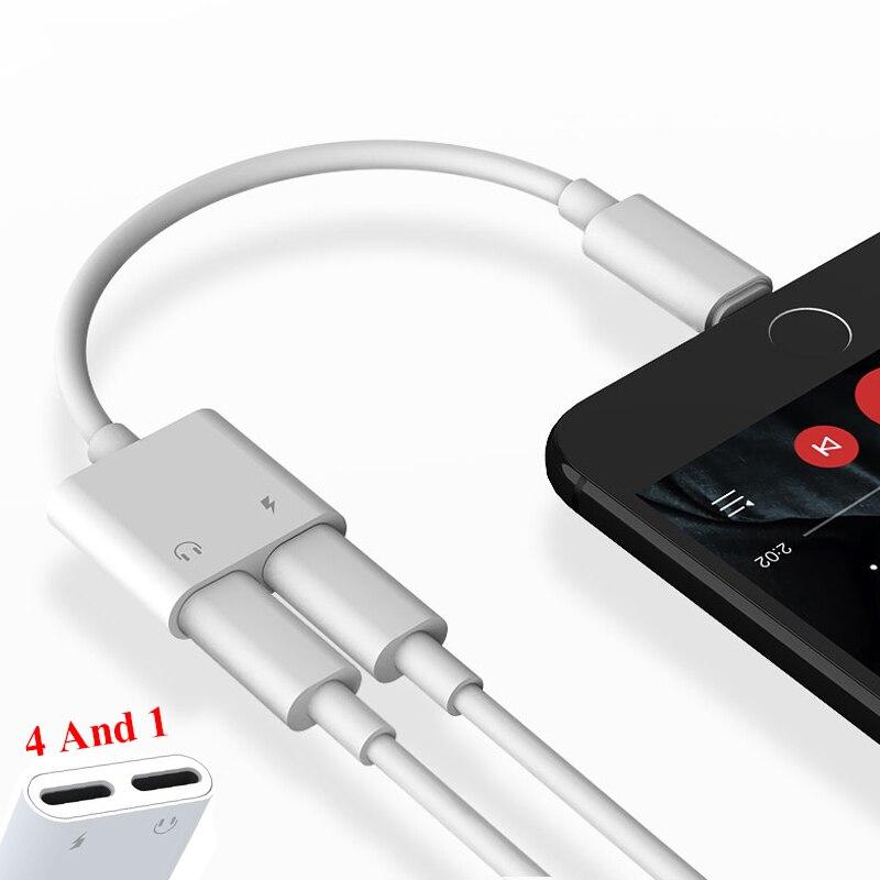 Cable de Carga de Audio USB de 3,5 mm a 30 Pines Compatible con i-Pod i-Phone 4 4S con Cable Adaptador de Cable de v/ídeo para Hyundai KIA Shine