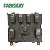 Power Window Switch for Mercedes Benz ML320 W163 ML400 ML430 ML500 A1638206610 1638206610