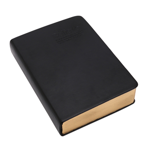 Classic Vintage Notebook Journal Diary Sketchbook Thick Blank Page Leather Cover