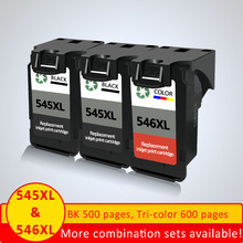 XiangYu PG 545XL PG 545 PG545 CL546 PG545XL PG 545 CL 546 Ink Cartridges For Canon