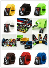2016 Hot New Fashion joker Unisex Plain Webbing Mens women Waist Belts Waistband Casual Canvas Belt Students belts Free shipping