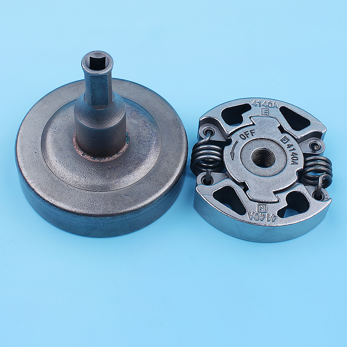 Clutch Drum Kit For <font><b>Stihl</b></font> <font><b>FS38</b></font> FS40 FS45 FS46 FS50 FS55 FS56 FS70 Brushcutter String Trimmer Strimmer Replacement Spare Parts image