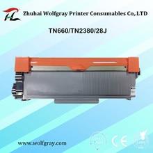 Совместимый тонер-картридж для Brother TN-660 TN660 TN2380 TN28J для принтера HL-L2300d/L2300dr/L2320d/L2340dw/L2360dw/L2380dw