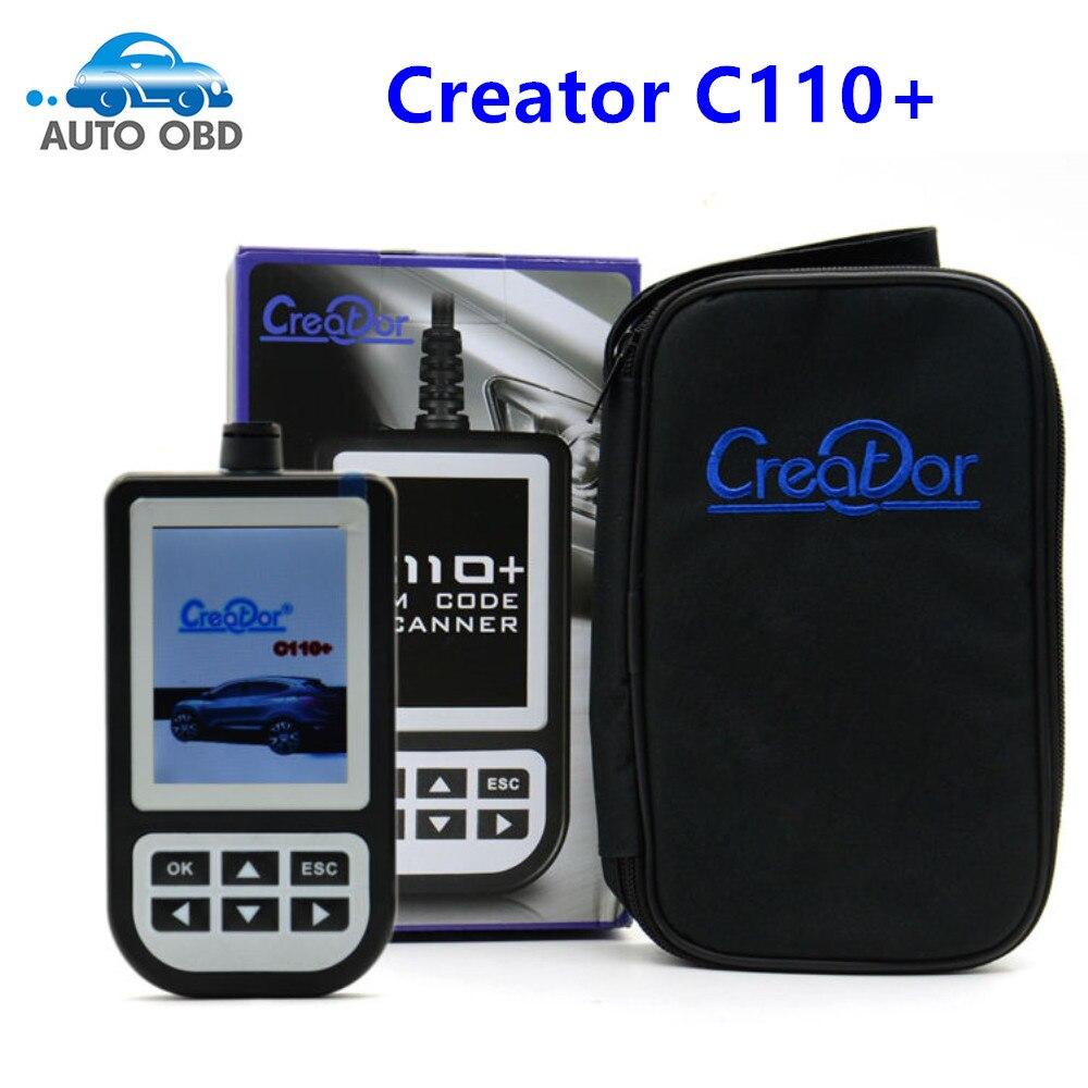 Creator C110 Auto Code Reader OBD Diagnostic Scanner For BMW Scanner Tool
