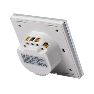 Image 5 - EU US WiFi Electrical Blinds Switch Touch APP Voice Control By Alexa Echo AC110 To 240V For Mechanical Limit Blinds Motor