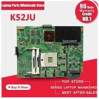 K52JU Laptop Motherboard For ASUS A52J K52J K52JR Laptop 4 Memory 512m Rev2 3A