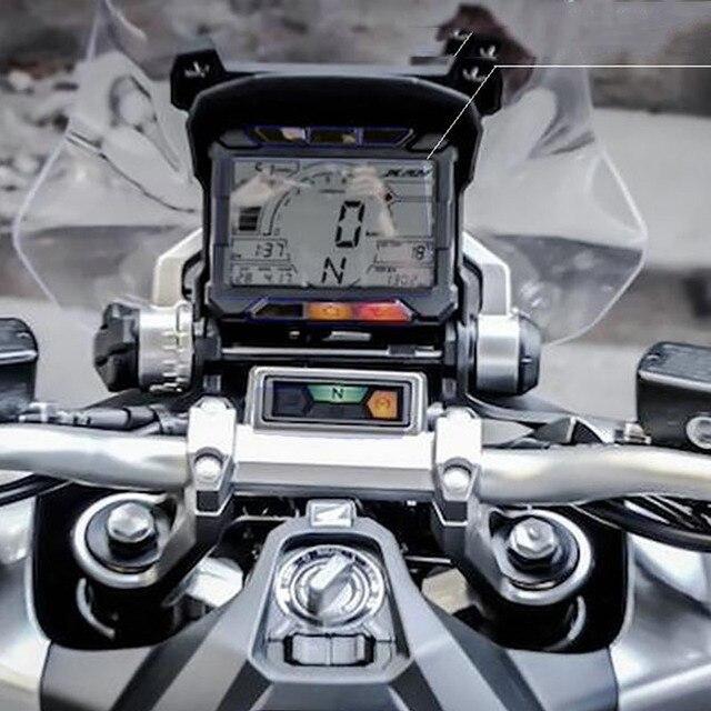 for Honda X-ADV 750 2017 film Speedometer Speedo Screen Cluster Scratch Protection Film Instrument Dashboard Shield