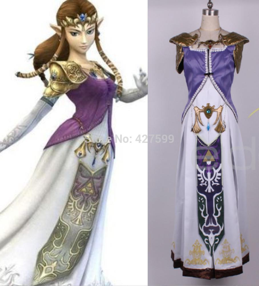 Free UPS Shipping The Legend of Zelda Princess