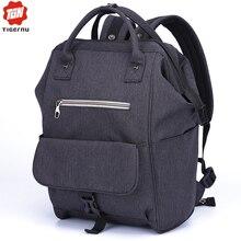 2017 tigernu marca moda mujeres mochila bolsa de hombro mochilas escolares para los adolescentes sólido ocasional mochila mochila escolar mochila