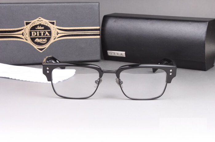 8070f38a1854 New arrival Dita Statesman eyeglasses frame optical glasses brand  prescription eyewear frames square face vintage myopia glasses-in Eyewear  Frames from ...