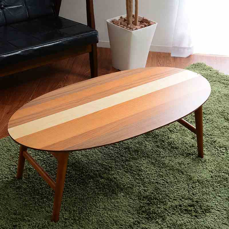 Folding Sofa Table Furniture Contemparay Low Center Coffee Table Oval Modern Wooden Laptop  Corner Sofa Table