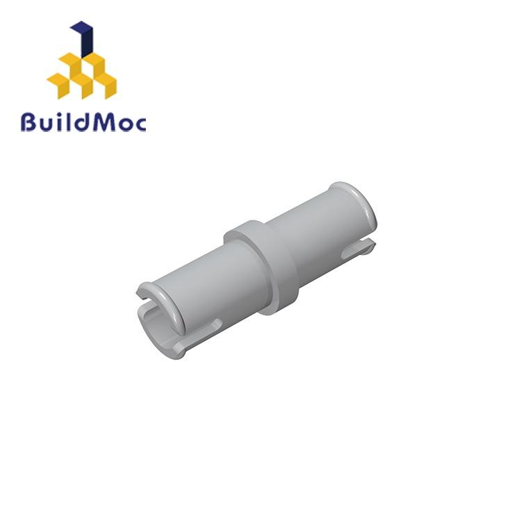 BuildMOC Compatible Assembles Particles 3673 1x2 For Building Blocks Parts DIY LOGO Educational Tech Parts Toys