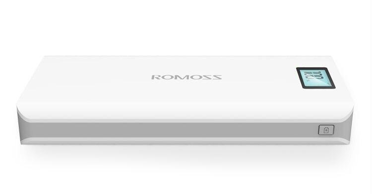 Original Romoss Sense 6 Plus Dual USB 20000mAh 18650 Power Bank 13