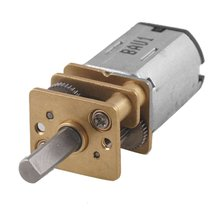 UXCELL 200RPM 6V 0.4A High Torque Mini Electric DC Geared Motor for DIY Toys with 2 Terminals RC Hot Sale цена