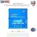100% Оригинал SKYRC IMAX B6AC Зарядное Устройство 50 Вт Lipo Батарея  Balance RC Разрядник  четырёхроторный вертолет(квадрокоптер ) с Адаптером Питания