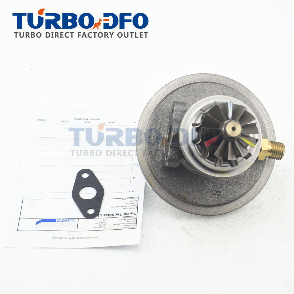 turbo cartridge cora CHRA Balanced 1000-970-0026/7/9 1000-970-0098 For VW Amarok / Transporter / Multivan 2.0 BiTDI 03L145701F