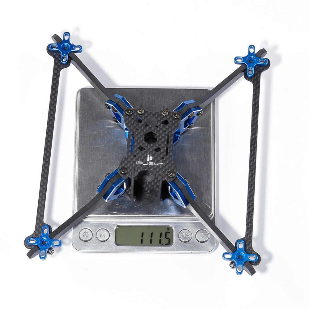 IFlight Vertigo VX5 V2 cadre Drone 5 pouces 200mm cadre FPV Vertical 4mm bras Compatible Xing 2207 moteur pour Drone RC course kit de bricolage
