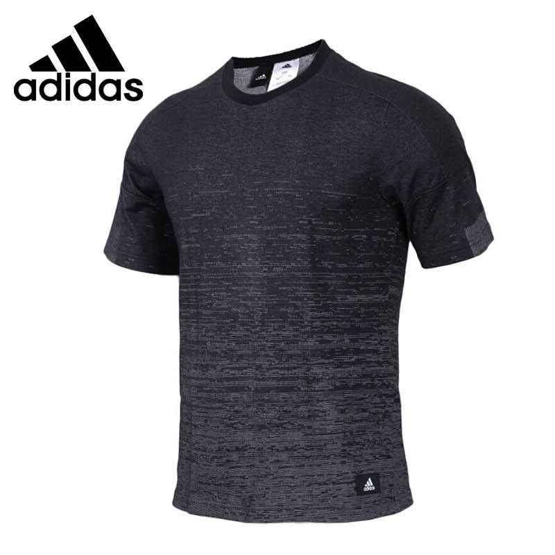 オリジナル新到着アディダス SS FULLKNIT JAQ 男性の Tシャツ半袖スポーツウェア