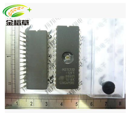 送料無料 50 個新 st M27C512 12F1 27C512 DIP 28 EPROM IC チップドライブ IC  グループ上の 家電製品 からの スクリーンプロテクター の中 1