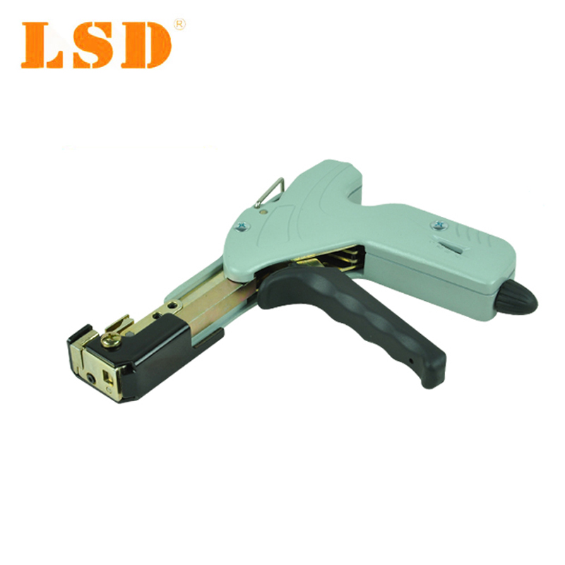 Быстрый инструмент нейлона галстук пакет Ширина функция 2.4-4.8 мм ЛС-338