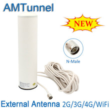 4G Antenna  WIFI Antenne 3G antenna 10m Cable N connector suitable for 4G modem Signal Booster WIFI Router Indoor or Outdoor
