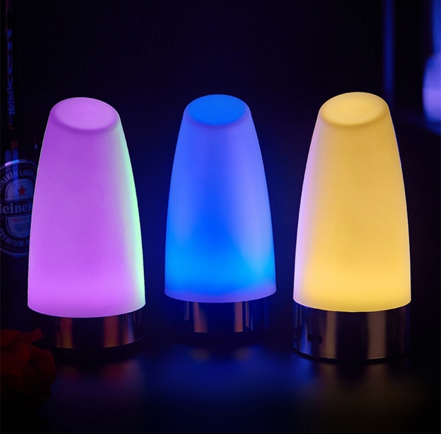 Bar table lamp led rechargeable lamps Creative desk lamp ...