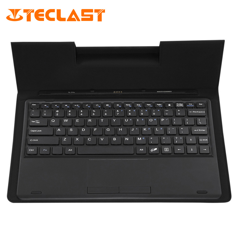Teclast Original TL - T10S PU Leather Keyboard Case with Magnetic Docking Foldable Function for Teclast Tbook 10S freeshipping original teclast x3 plus magnetic docking keyboard new 11 6inch tablet for teclast x3 plus keyboard case cover