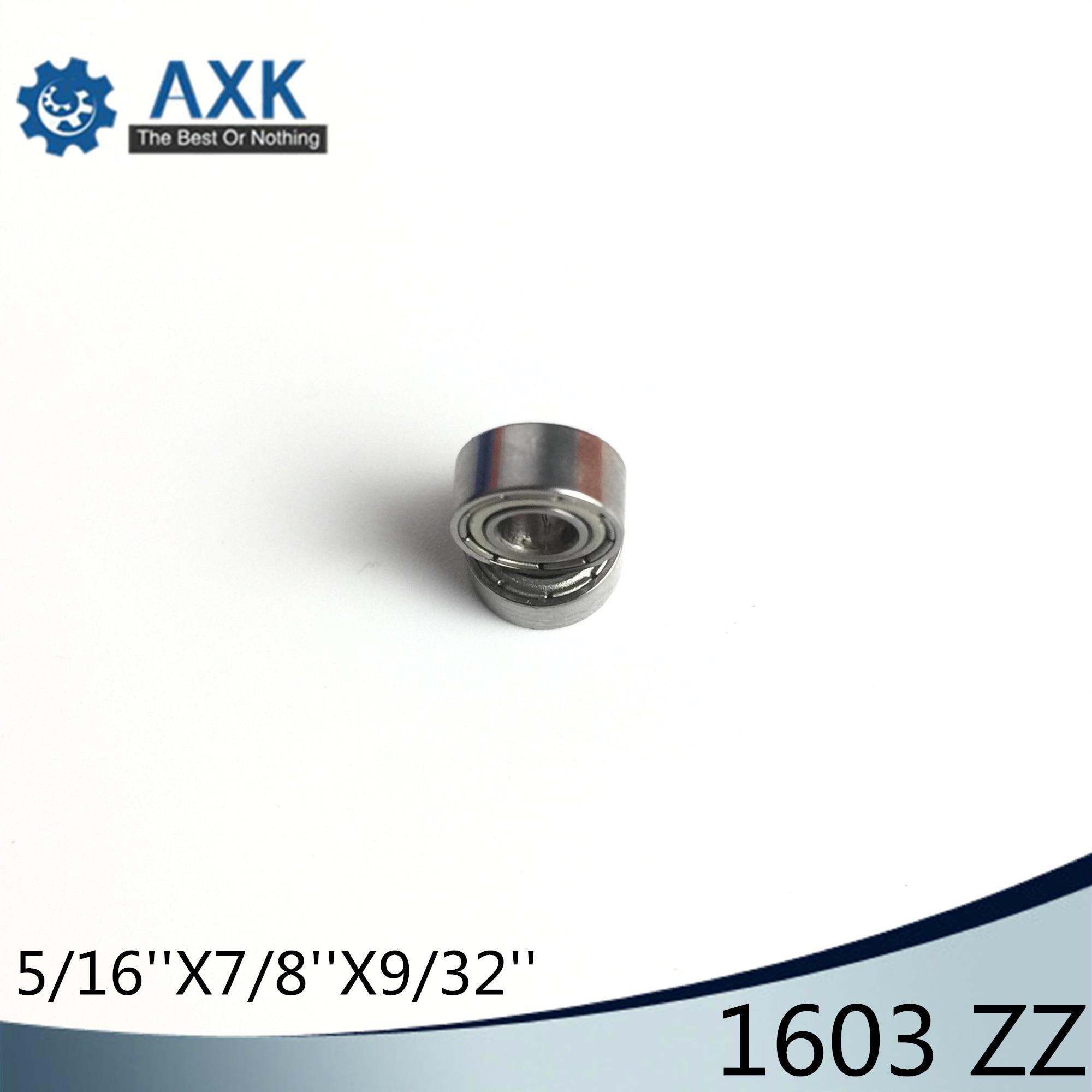 High Quality 1603ZZ  1603 2Z   1603 ZZ Bearing bearings 5//16 x 7//8 x 9//32