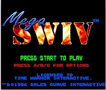 Swiv 16 bit MD Game Card For Sega Mega Drive For Genesis