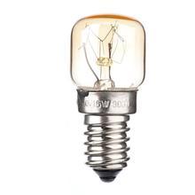LAIDEYI 220 В-240 В высокое Температура 15 Вт/25 Вт/300 градусов E14 тостер/ пара лампочки/Вытяжка лампы Лидер продаж