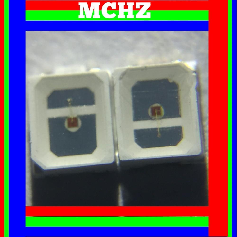 1000pcs lot SMD LED 2835 lamp beads highlight 0 3W 90ma 2V 2 6V red 625nm light emitting diode Plant lamp beads in Light Beads from Lights Lighting