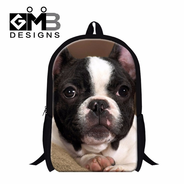 Dispalang Animal Printed Backpacks For Teenagers Dog Backpacks For