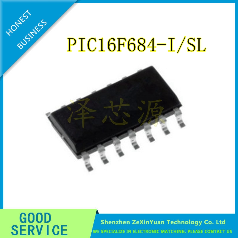 50PCS/LOT PIC16F684 I/SL 16F684 I/SL PIC16F684 MICROCHIP SOP14-in Battery Accessories & Charger Accessories from Consumer Electronics on AliExpress - 11.11_Double 11_Singles' Day 1