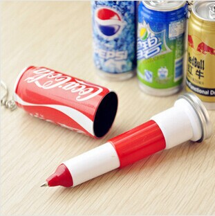 interesting office supplies. New Funny Original Beverage Cans Telescopic 0.5mmoffice \u0026 School Ballpoint Pen Interesting Creative Personality Cool Stationery-in Pens From Office Supplies F