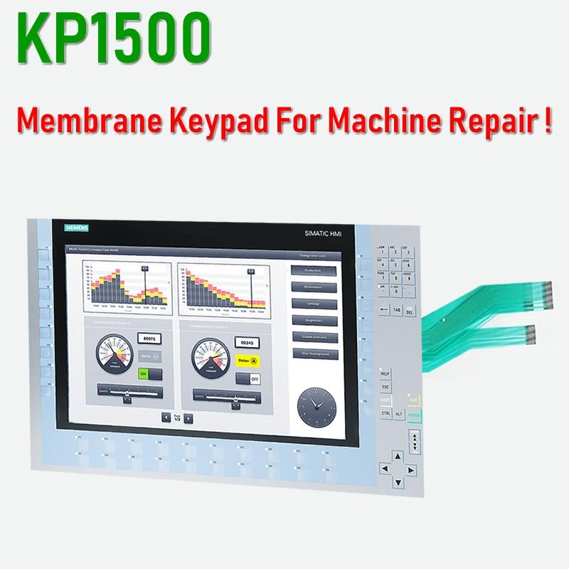 6AV2124 1QC02 0AX0 KP1500 Membrane Keypad for SIMATIC HMI Panel repair do it yourself Have in