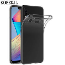 Huawei Honor Play Honor Play Case Soft TPU ซิลิโคนฝาครอบด้านหลังสำหรับ Huawei Honor Play COR-L29 HonorPlay 2018 6.3(China)