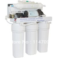 Domestic Undersink RO System 50G Reverse Osmosis System For Water Purifier