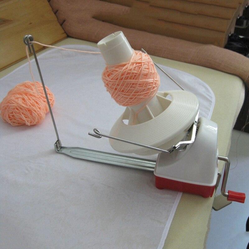Продвижение Swift намотки для пряжи струна из волокна шаровой шерсти намотки держатель ручного намотки кабеля машина волокна шерсть пряжа ремесло