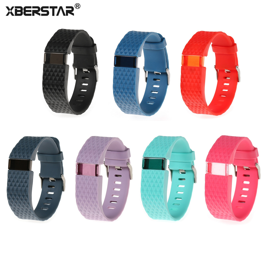 Xberstar Replacement Strap For Fitbit Charge Hr Only