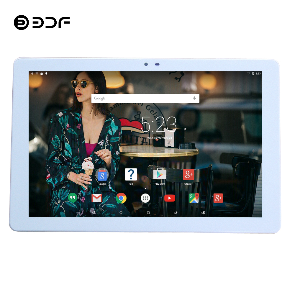 BDF Tablet 10.1 Inch WiFi Tablets Pc Android 5.0 1GB+16GB Quad Core 1280*800 IPS 2.0M+5.0M Cameras 7 8 9 10 Inch Tablet Android