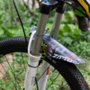 ZTTO MTB Mudguard Bicycle Fender Lightest durable Front Back Short Long Mudguards for Mountain Road MTB Bike 1 Piece  3