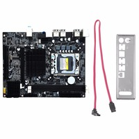 Desktop Motherboard Computer Mainboard For X58 LGA 1366 DDR3 16GB Support ECC RAM For Quad Core