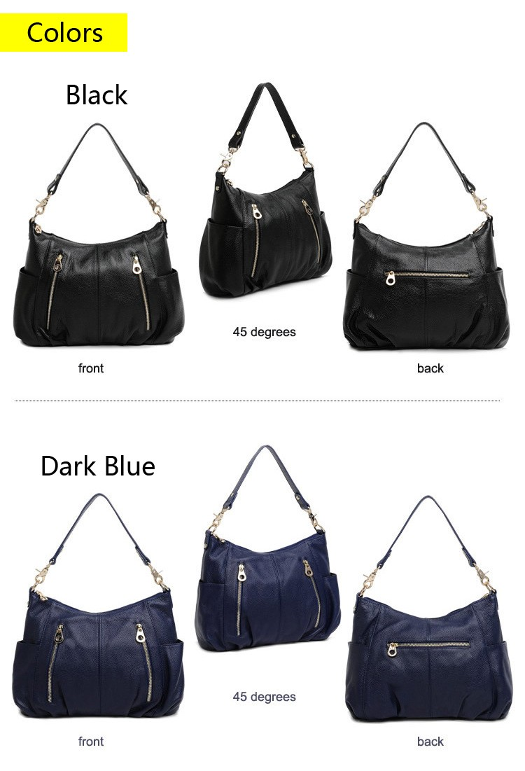 High Quality brand leather handbag