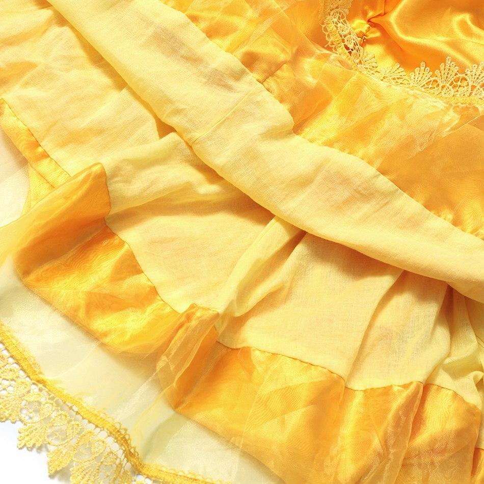 Girls Belle Costume (11)