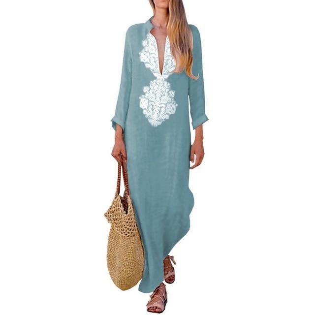 Moyan Summer Boho Dress...
