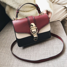 New Women PU Leather Handbags Famous Fashion Shoulder Bags Female Elegant Luxury Designer Crossbody Purses  messenger bag Bolsas