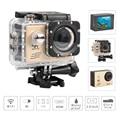 4k Action Camera WiFi Sport Video Camera 1080P@60fps Underwater Camera 170 Degree Camera